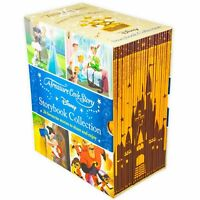 A Treasure Cove Story Disney Storybook 26 Book Set Box Collection