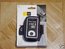 Caselogic UMA-102 Gray MP3 Sport Case with Removable Armband (Gray) Size Medium
