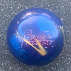 15lb Bowling Ball Ebonite GB2 Gold