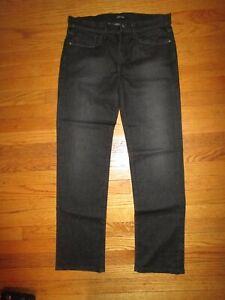Joe's Jeans Men's Classic Fit Antique Black  Size 32x32
