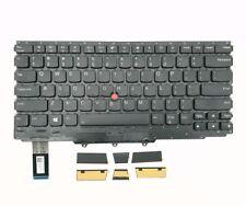 US backlit keyboard for Lenovo ThinkPad X1 Yoga 3rd Gen (20LD/20LE/20LF/20LG)