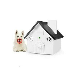 Humutan Anti Barking Device - Outdoor Anti Bark Deterrent -Adjustable Ultrasonic