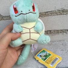 "New pokemon plush stuffed animal Squirtle 4"" doll"
