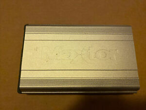 External Hard Drive - Maxtor EB300 OneTouch II USB 2 300GB External Hard Drive