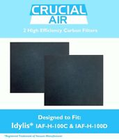 1 Idylis C & 1 D Carbon Filter, IAP-10-280 Model #  IAF-H-100C IAF-H-100D 302656