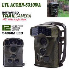 12MP Hunting Camera 44 LED IR 940NM Ltl Acorn 5310WA Scouting Game Trail Camera