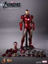 hot toys avengers iron man mark vii