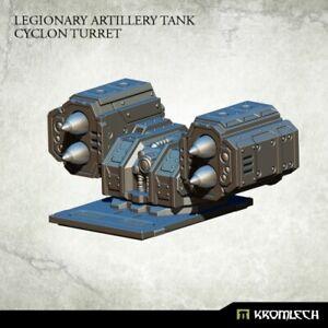 LEGIONARY Artillery tank cyclon turret 40K NEW Kromlech whirlwind