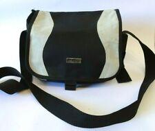 Pentax branded Camera Gadget Shoulder Bag in Black & Grey