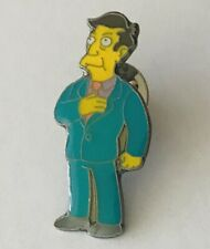 Principal Skinner Pin Badge The Simpsons Authentic Rare Vintage (D8)