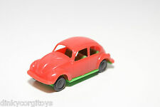 CGGC ITALY VW VOLKSWAGEN BEETLE KAFER MAGGIOLINO RED NEAR MINT CONDITION
