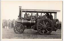 "Marshall General Purpose Engine, 62121 ""The Whale"" at Rally BW Photo PC Size"