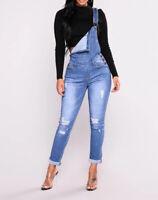 Pantalones Jeans De Tiro Alto Para Mujer Rasgados Cintura Alta Levanta Cola