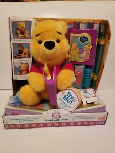 Disney Winnie The Pooh Read With Pooh With 2 Storybooks Needs Batteries