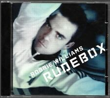 CD ALBUM  / ROBBIE WILLIAMS - RUDEBOX / COMME NEUF