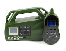 Outdoor Hunting Bird Game Caller Loud Speaker Predator Call + Remote Control