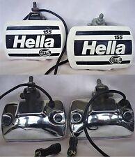 good Used  92 93 jaguar xjs fog light lamp foglight DAC7320 with Hella 155 cover