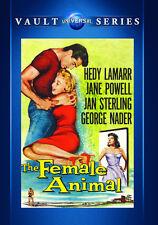 The Female Animal 1958 (DVD) Hedy Lamarr, Jane Powell, Jan Sterling - New!