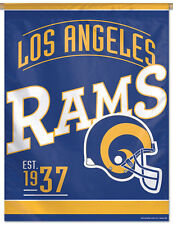 Los Angeles Rams est.1937 Official NFL Football Premium Poster WALL BANNER