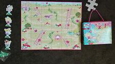 Kids Create 2 in (ca. 5.08 cm) 1 GIOCO e Puzzle ~ Fata FUNI E SCALE GIOCO ~ 52 pezzi Puzzle