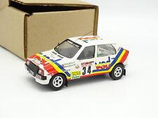 MRF ? Base Solido 1/43 - Citroen Visa Rallye Mille Pistes 1982 VSD Grillerer N34