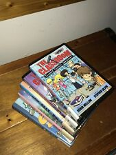 Lot of 5 THE CLASSROOM How to Beat the Bully Humorous Adventures Middle School
