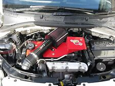 FIAT 500 ABARTH in fibra di carbonio coperchio della batteria in plastica ABS