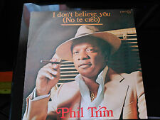 SINGLE PHIL TRIM - I DON'T BELIEVE YOU - EXPLOSION SPAIN 1980 VG+