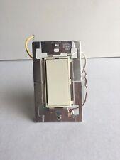 Lightolier Compose CC1000NDPLC Dimmer Control - Light Almond