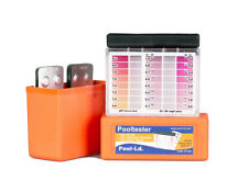 Swimming Pool & Hot Tub Test Kit Tests Chlorine & pH