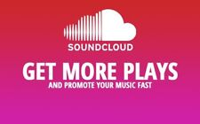 Soundcloud Song Promotion 3,000 ▶️'s PLUS MORE Package DEAL