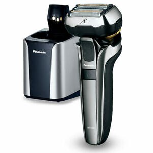 Panasonic LV9Q / C Electric Shaver Wet and Dry with cleaning station AAU