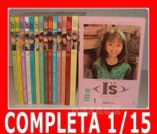 IS 1/15 serie completa STAR COMICS Masakazu Katsura