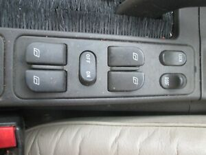 SAAB 900 1997 94-98 Drivers Master Electric Window Switch