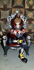 READ DESC!! throne+crowns for kingdom hearts 3 bring arts sora NO FIGURE INCL!
