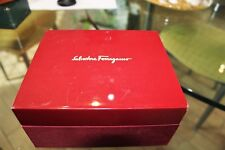 Salvatore Ferragamo original watch box