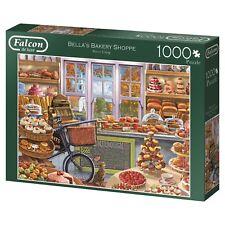 Bella´s Bakery Shoppe 11203 Puzzle Falcon Jumbo 1000 Teile NEU OVP
