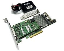 Broadcom LSI Megaraid 9266-8i 1GB PCIe x8 3.0 RAID 0 1 5 6 Card 6Gbps LSICVM01