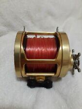 Unused Penn reel, Accurate Accuplate reel pristine . Vintage