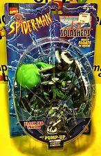 1997 Toy Biz Black Sea Venom Marvel Action Figure Spiderman Web Splashers New