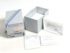 HASSELBLAD PM5 PRISM VIEW FINDER BOX AND MANUAL ONLY