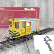 BEMO 1274 192 - H0m - Bahndienst-Traktor - RhB 92 - Tm 2/2 - OVP - #B22227