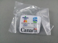 Vancouver 2010 - Winter Olympic Games - Canada Pin !!!