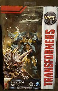 "Transformers The Last Knight Deluxe Dinobot Slug by Hasbro""brand new"""