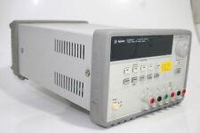 Agilent E3631A Triple Output DC Power Supply 0-6V,5V/0-+-25V,1A