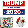3x5Ft Trump 2020 Flag No More Bullshit President Make Great Election Banner 2H