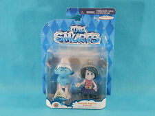 The Smurfs Grouchy & Vexy Figure 2 Pack Jakks Pacific 2013
