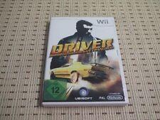 Driver San Francisco für Nintendo Wii und Wii U *OVP*