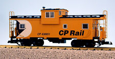 USA Trains 12119 G Scale Extended Vision Caboose C P Rail
