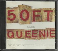PJ HARVEY 50ft Queenie 2DEMOS & UNRELEASE PROMO DJ CD